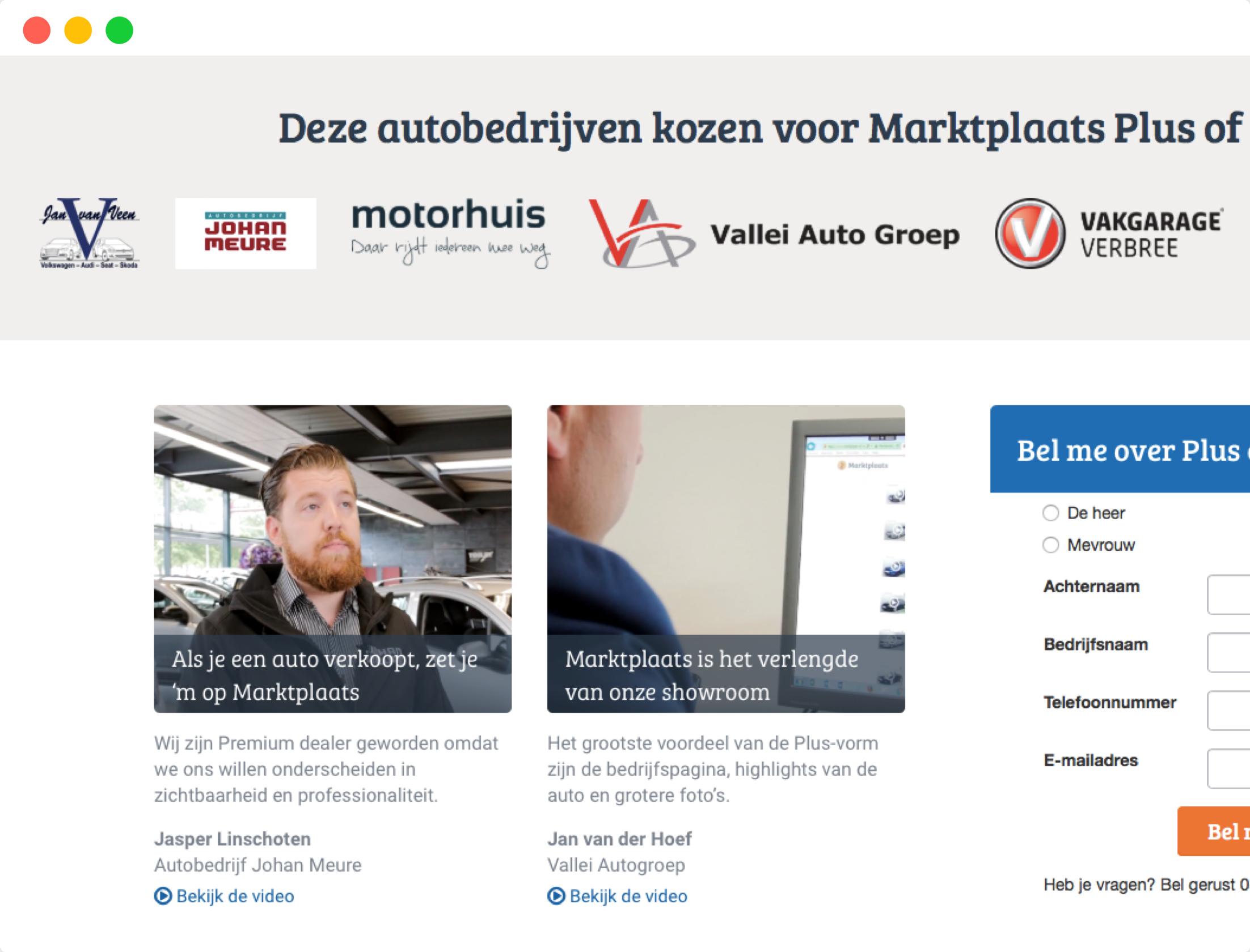 Website-interviews-Marktplaats